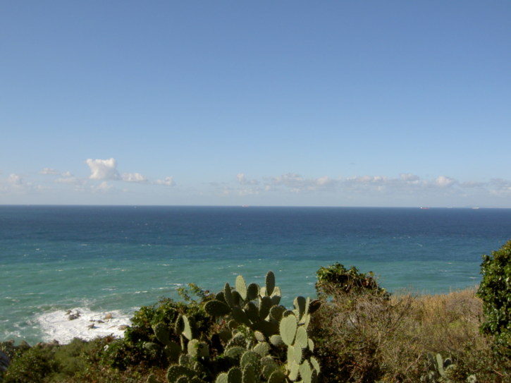 atlantic ocean and mediterranean sea meet