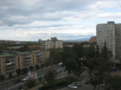 View from Dmitry's appartment