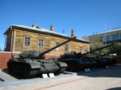 At the military museum