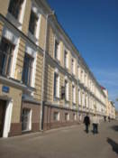 The medical faculty of the university